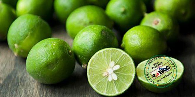 صادرات لیمو ترش