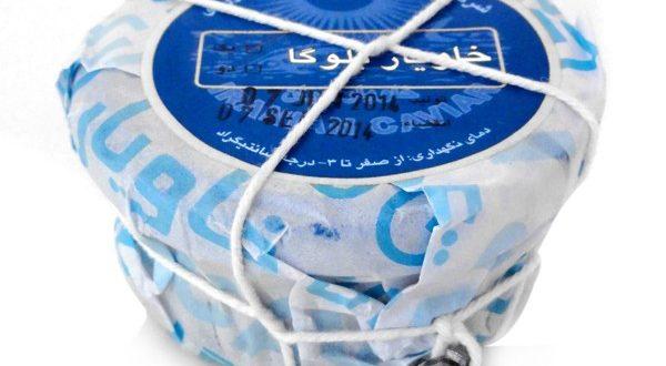 صادرات خاویار بلوگا ایرانی