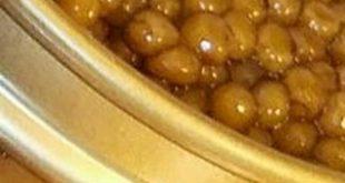 صادرات خاویار الماس ایرانی